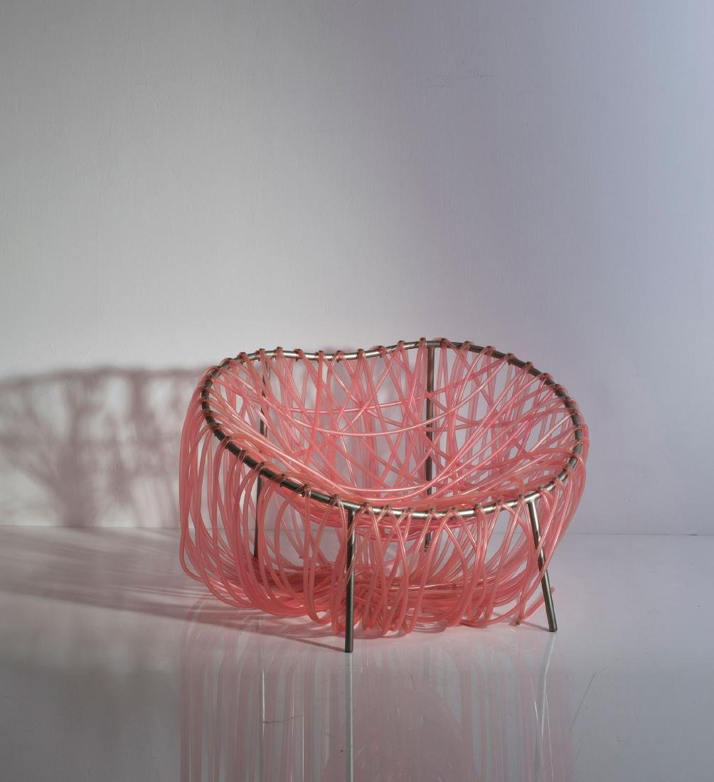 'Anemone' easy chair, 2001 - 3