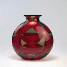 'Intarsio' vase, 1961-63