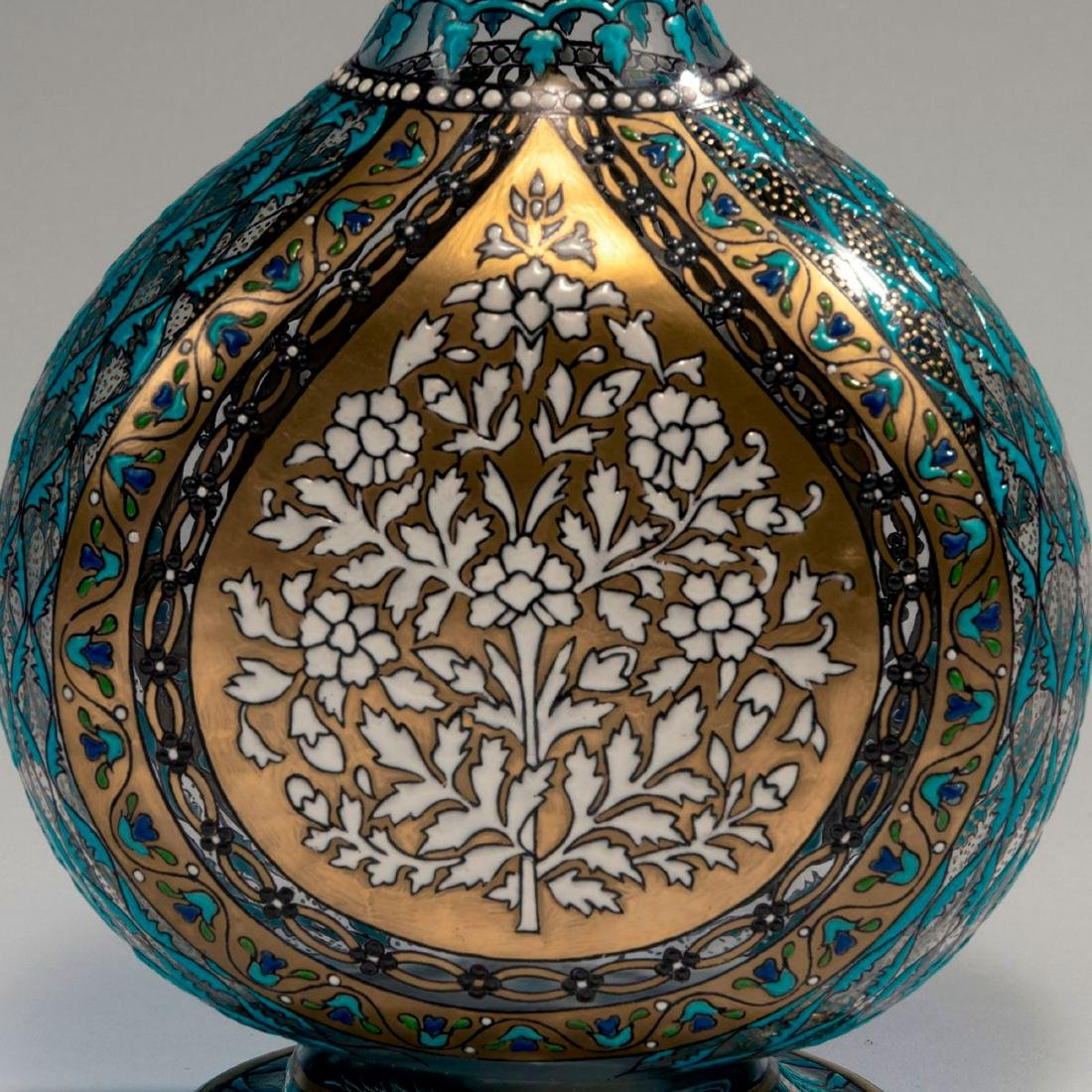 Flacon, dated 1883 - 3