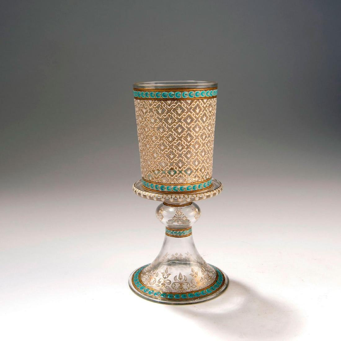 Goblet '2 Juin 1881'