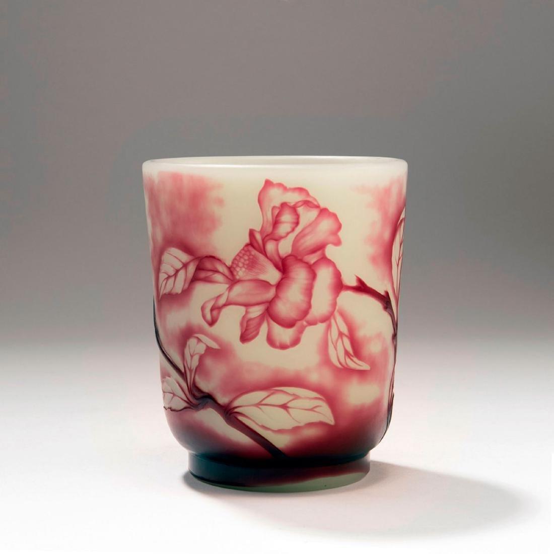 'Roses' vase, 1900-10