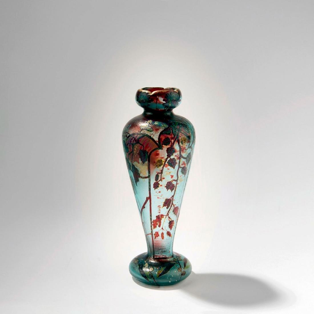 'Branches de Noisettier' vase, 1895