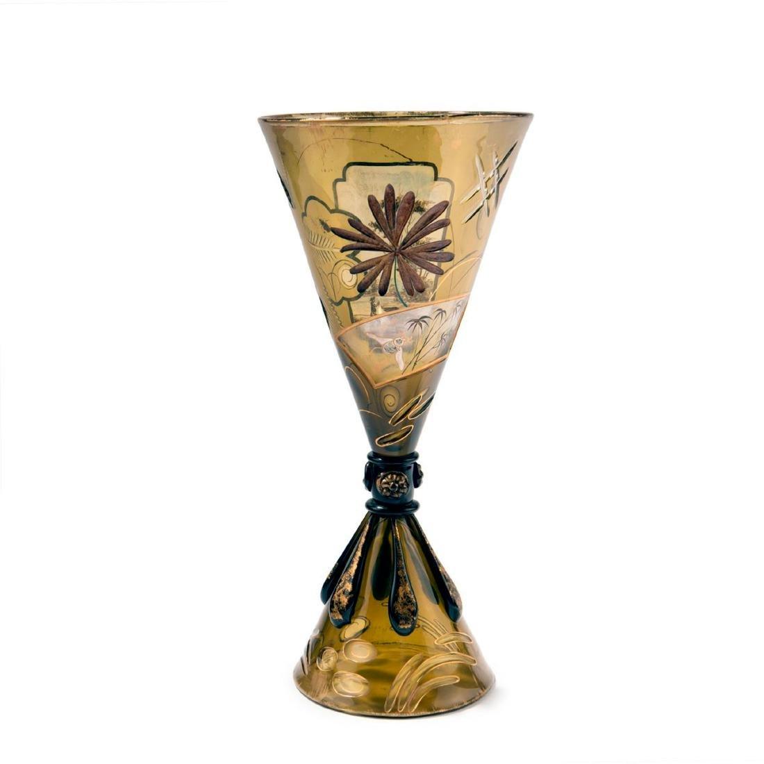 Historicising vase, 1887 - 2