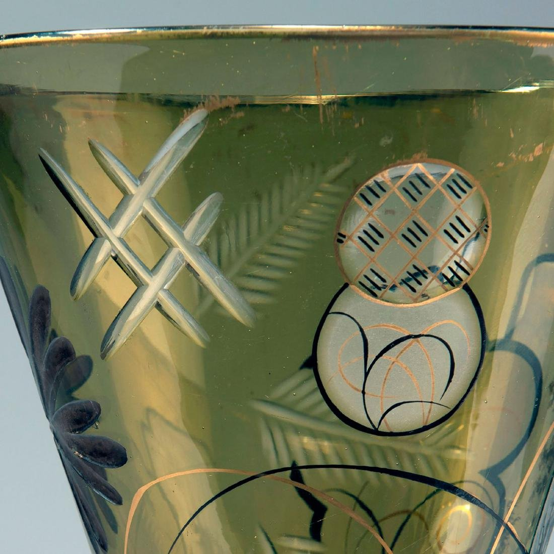 Historicising vase, 1887 - 4