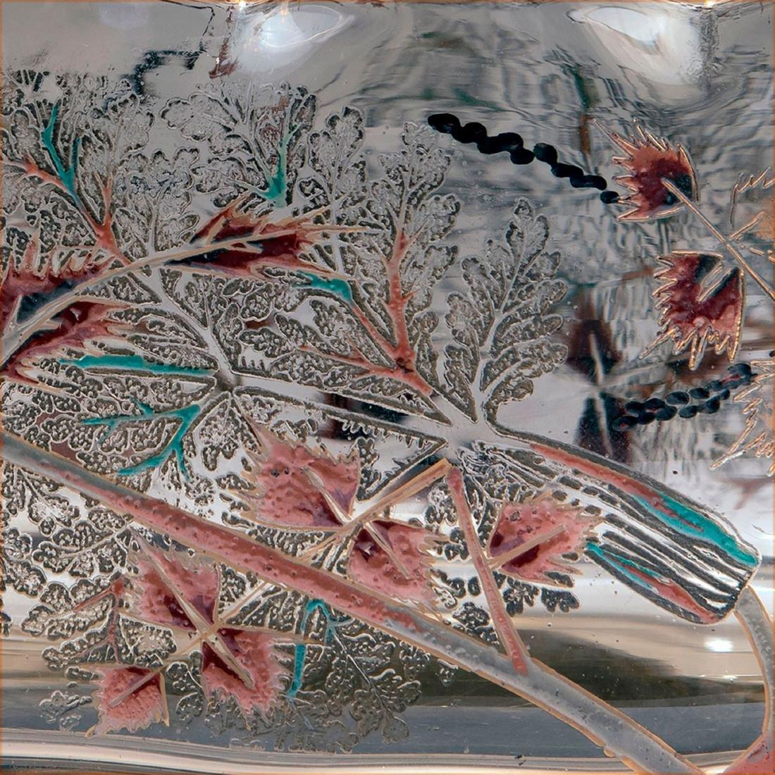'Cerfeuil hérissé' bowl, 1889-95 - 3