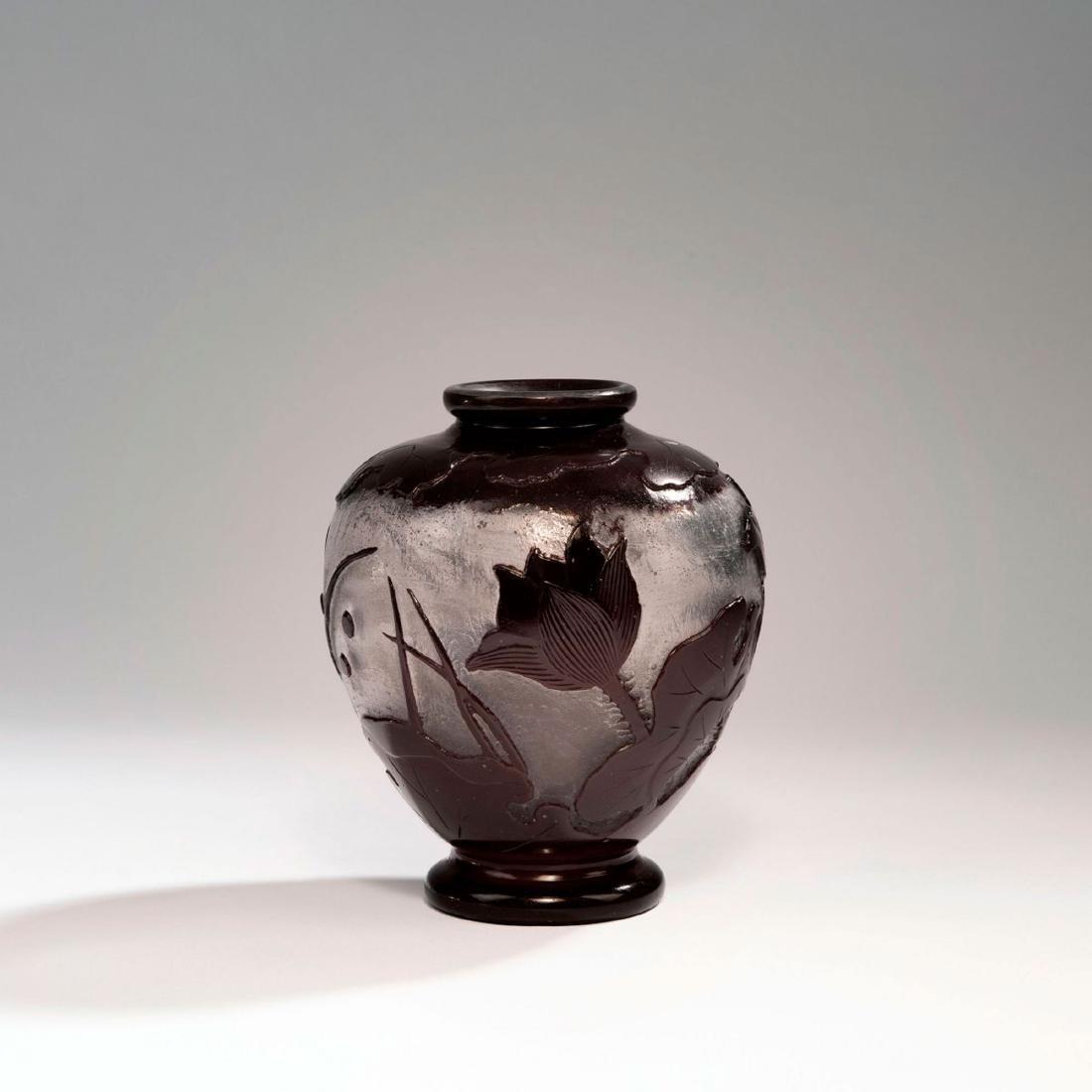 'Lotus' vase, 1897 - 2