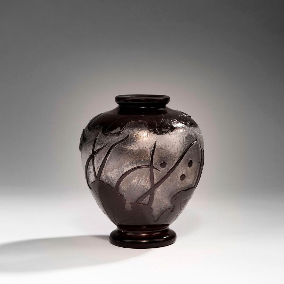 'Lotus' vase, 1897 - 3