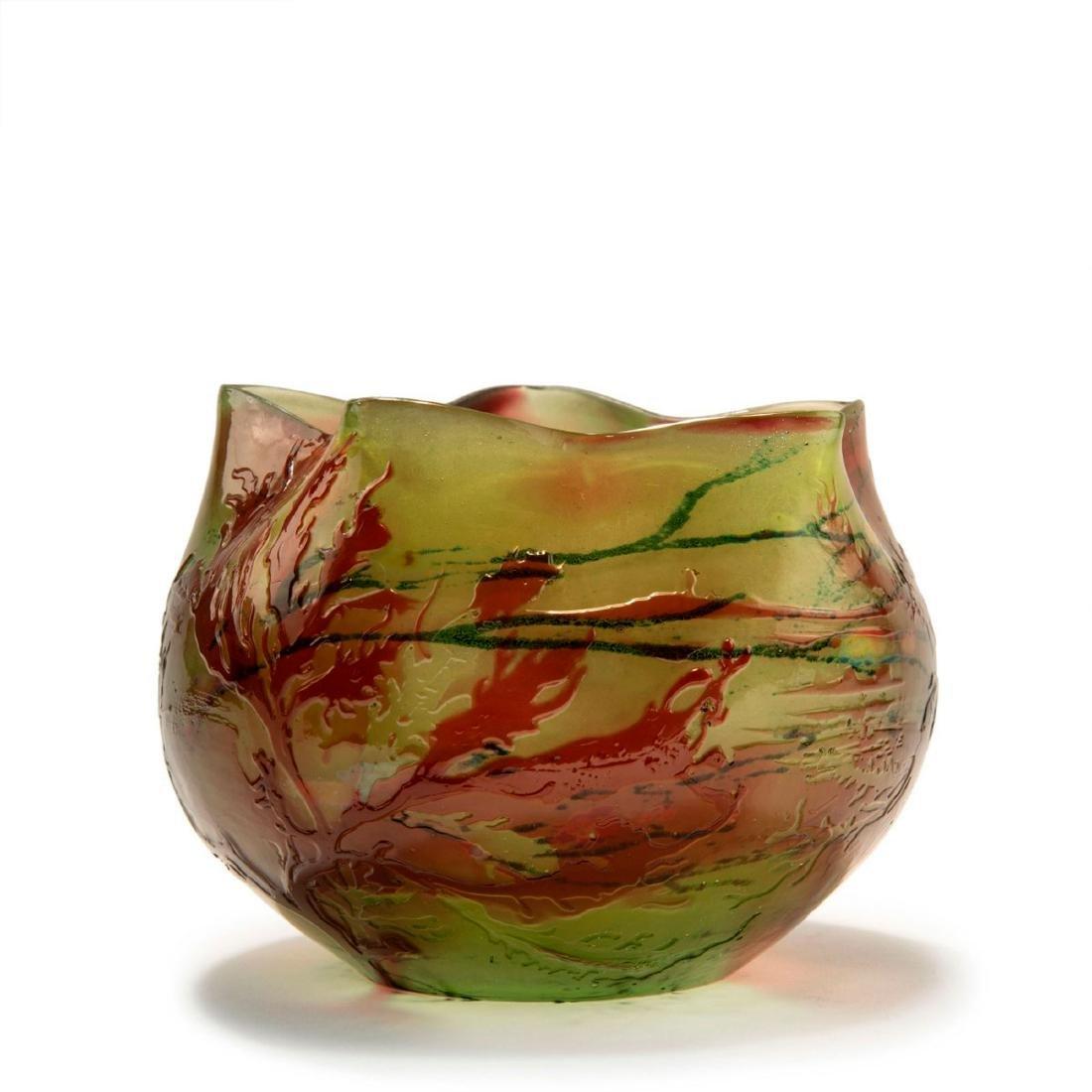 'Etoile de Mer' vase, 1900-02