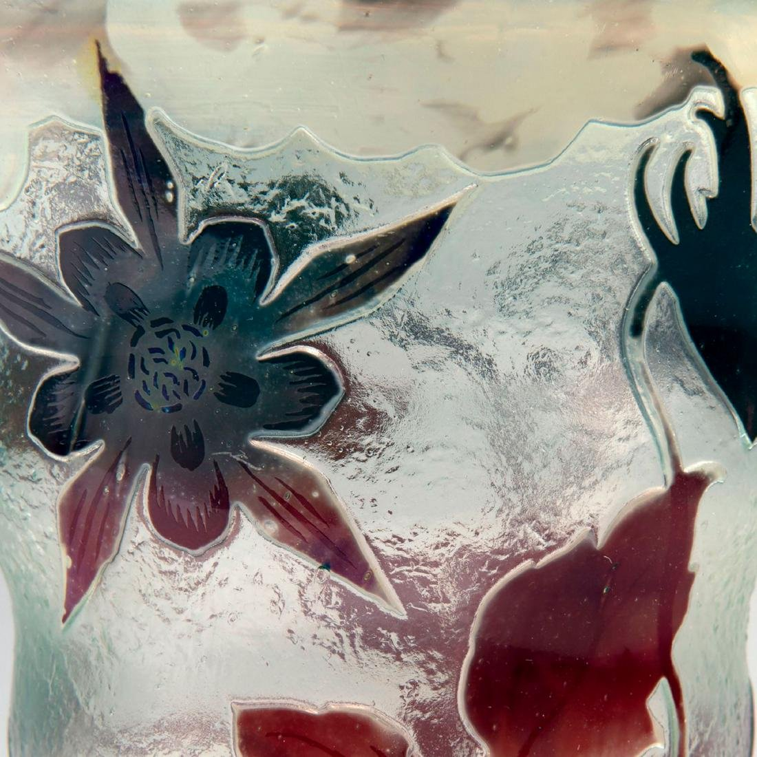 'Ancolies' vase, 1900-02 - 3