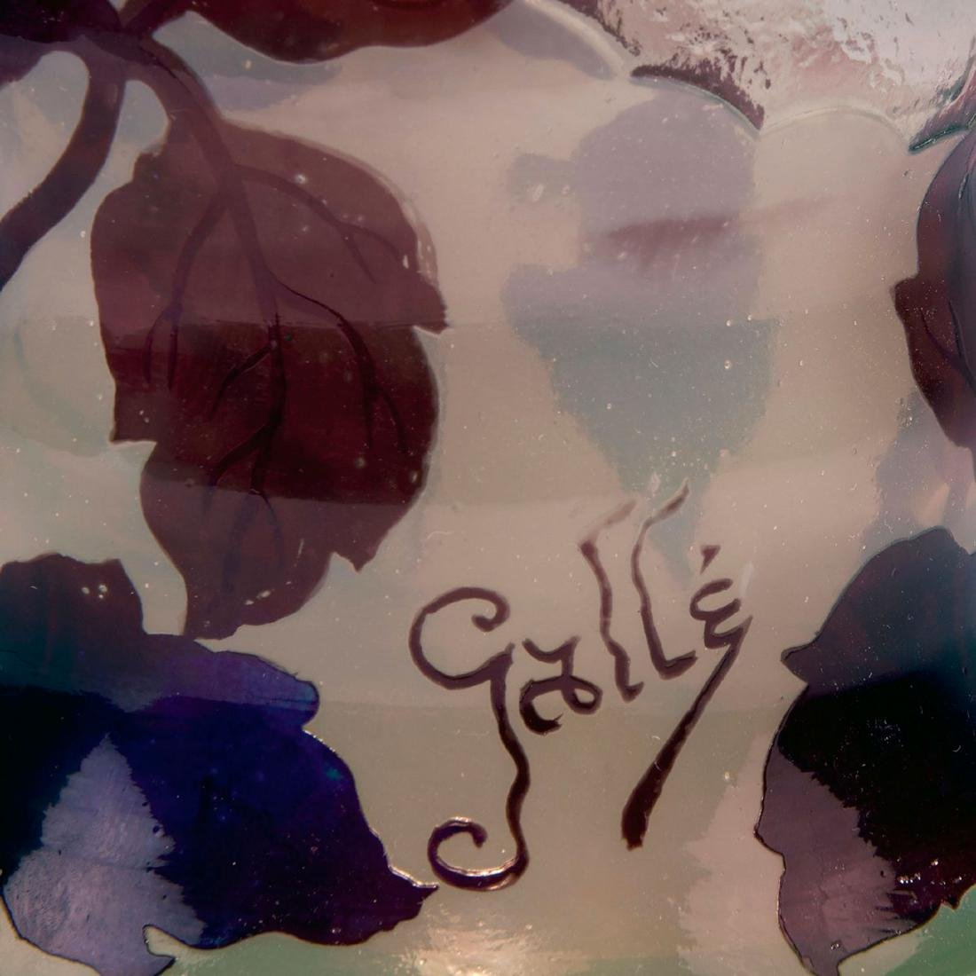 'Ancolies' vase, 1900-02 - 4