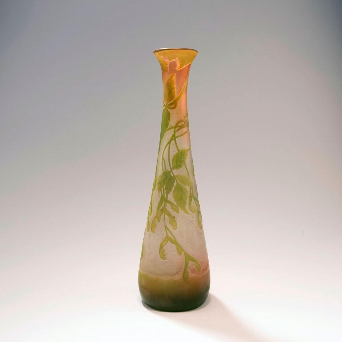 'Erable à feuilles de frêne' vase, 1902-03