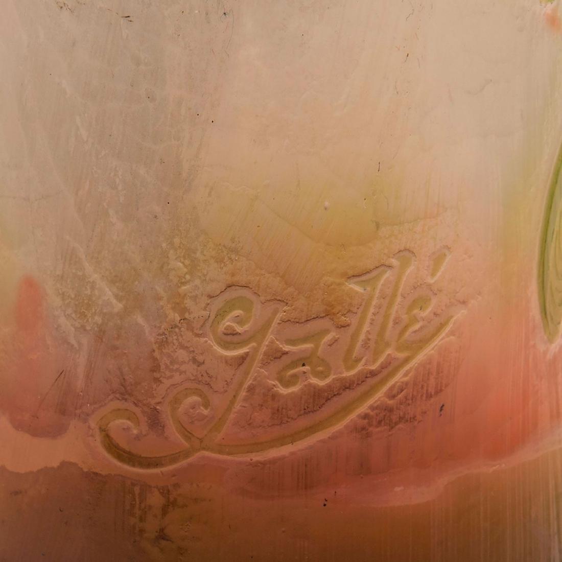 'Erable à feuilles de frêne' vase, 1902-03 - 3