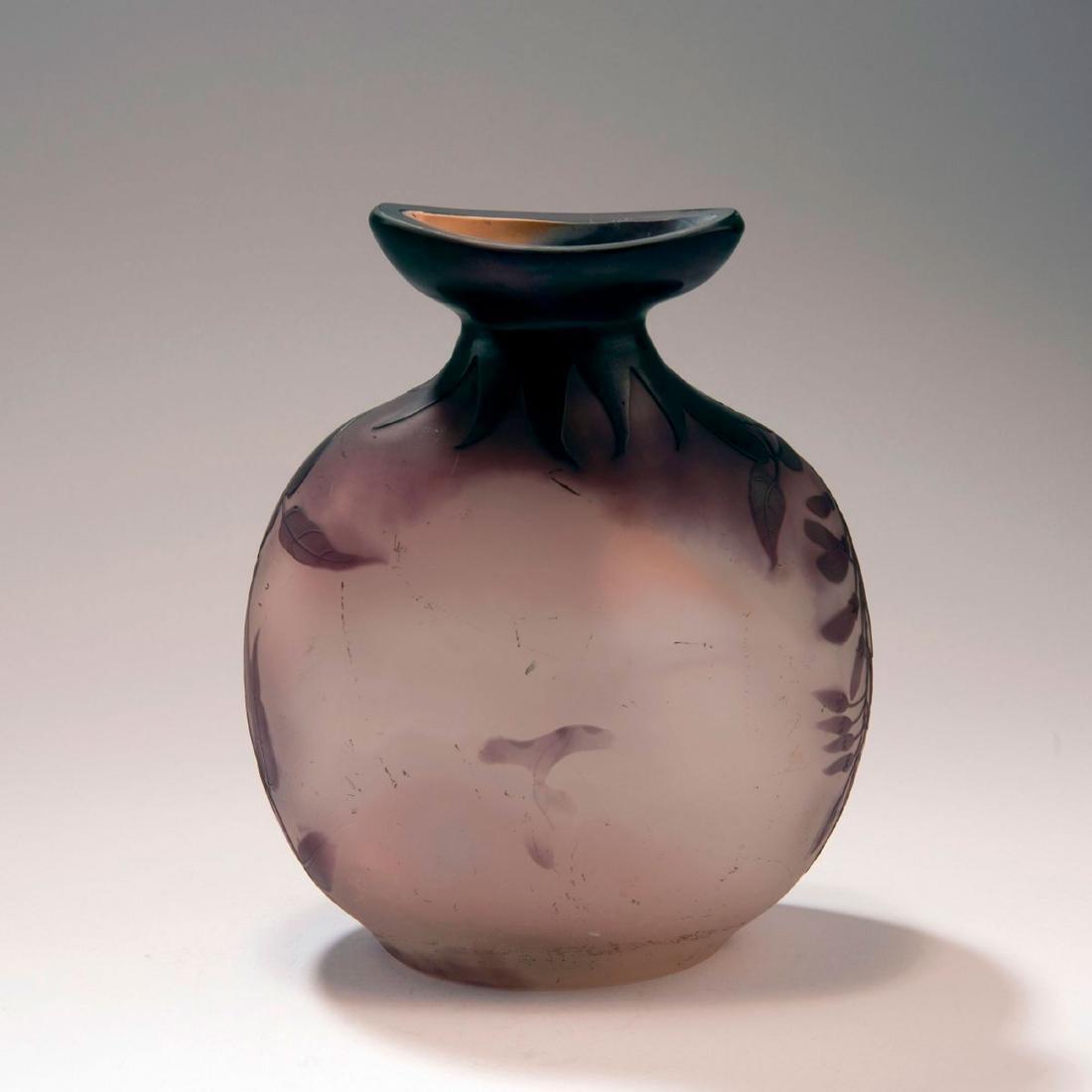 'Glycines' vase, 1902-04 - 2