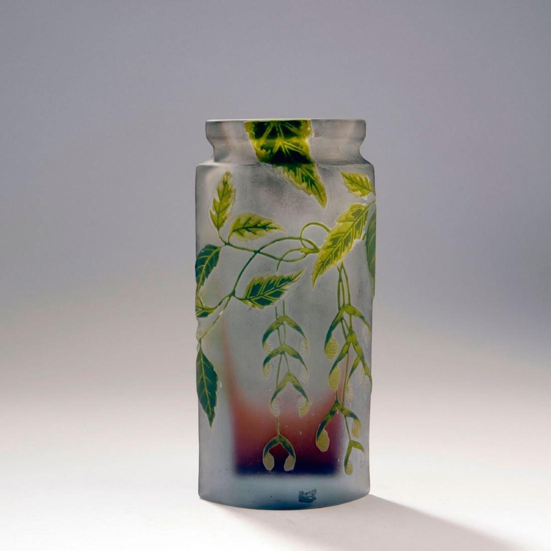 'Erable à feuilles de frêne' vase, 1905-06