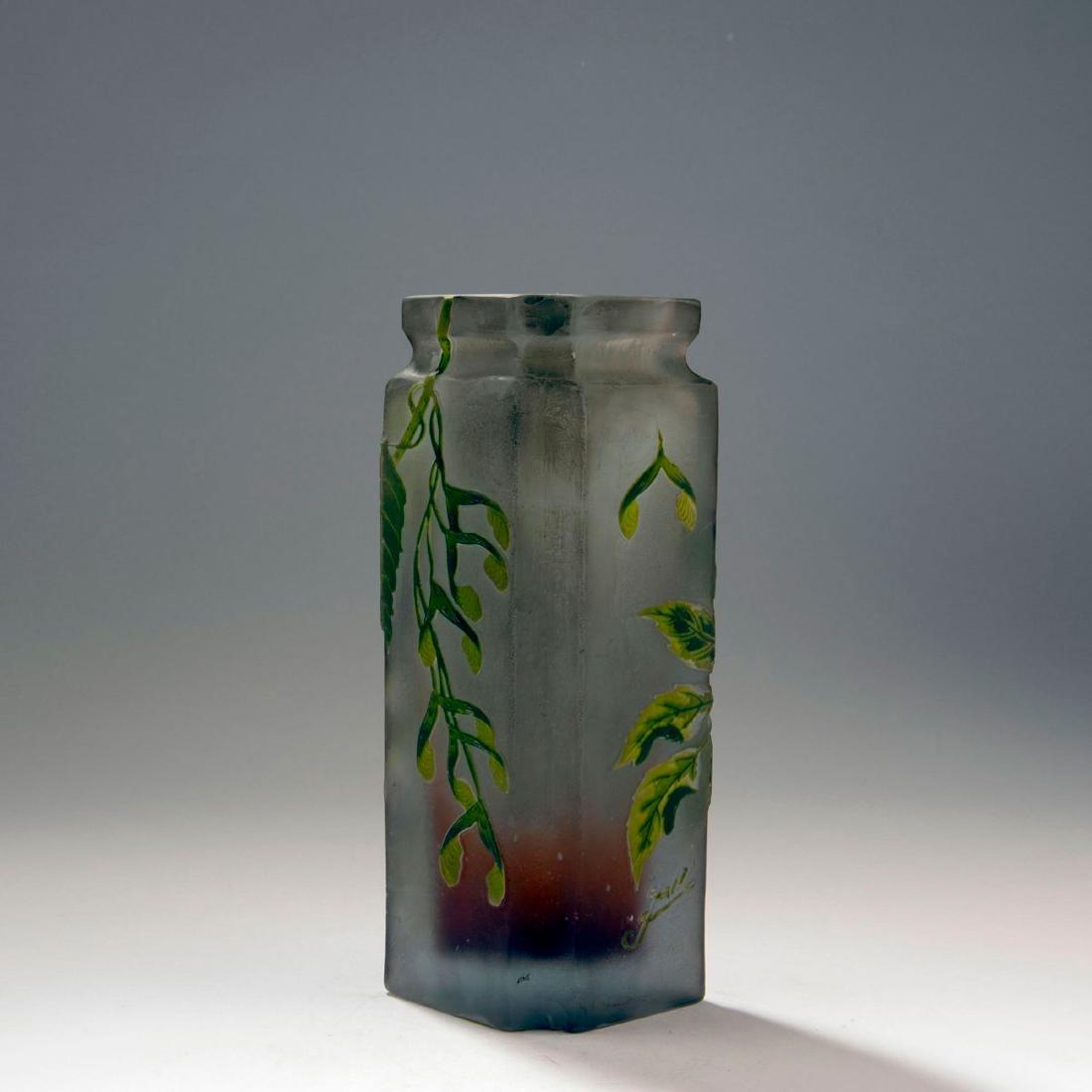 'Erable à feuilles de frêne' vase, 1905-06 - 2