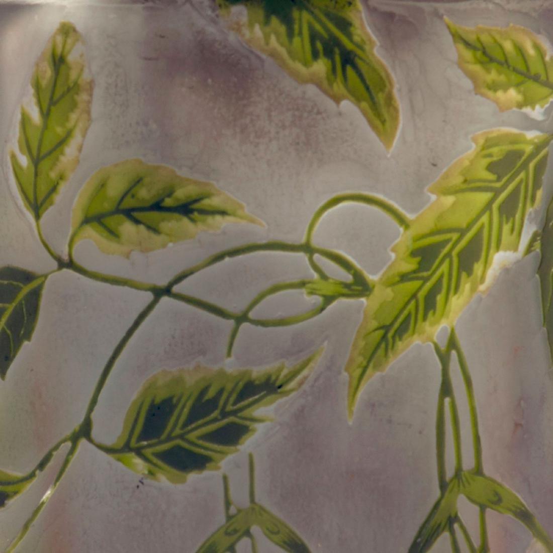 'Erable à feuilles de frêne' vase, 1905-06 - 3