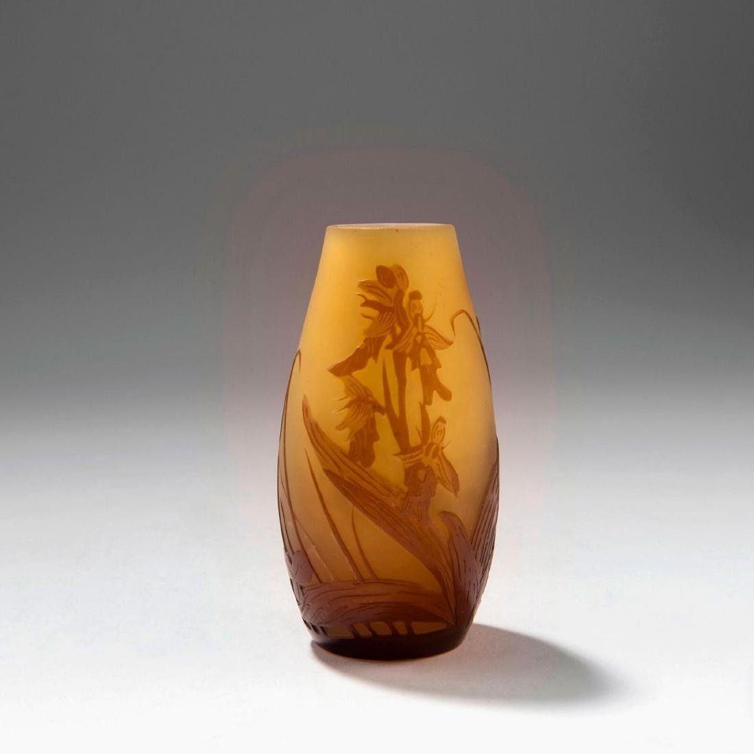 Small 'Orchidées' vase, 1906-14