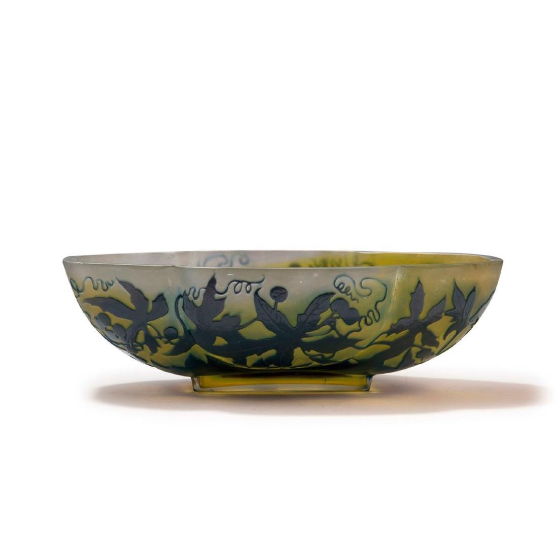 'Vigne vierge' bowl, 1906-14 - 2