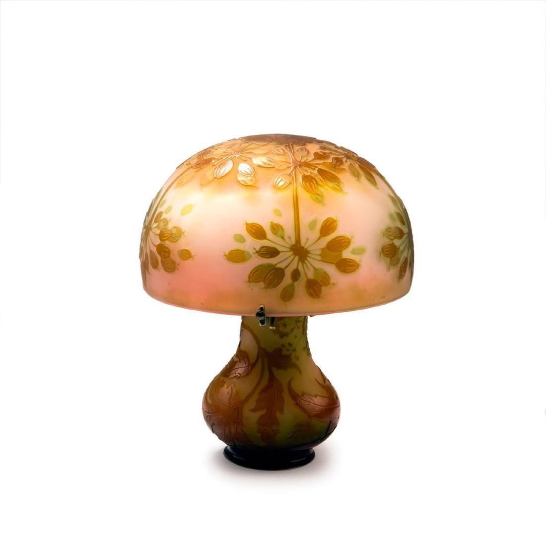 'Ombelles' table light, 1906-14