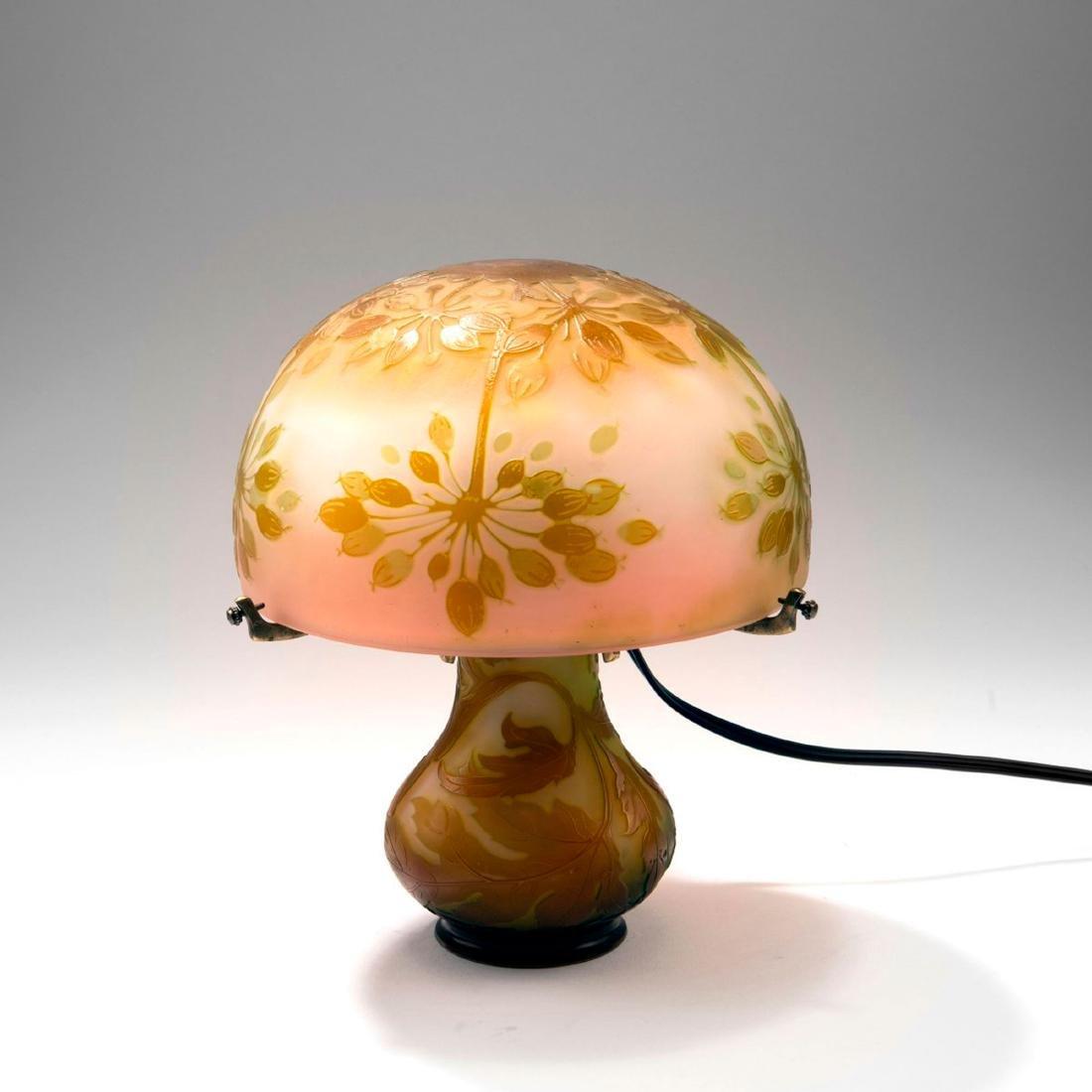 'Ombelles' table light, 1906-14 - 2