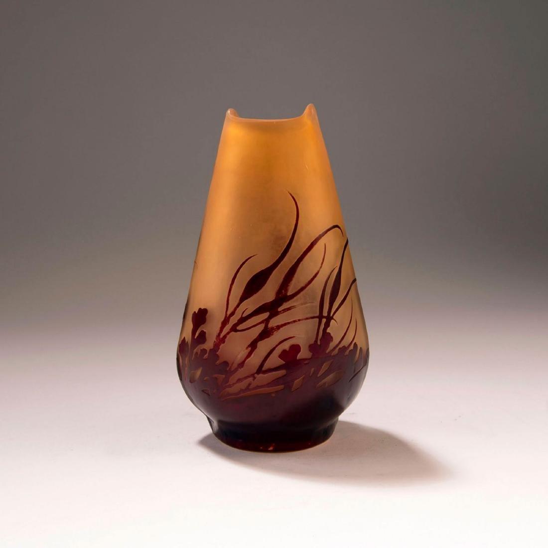 'Algues' vase, 1906-18 - 2
