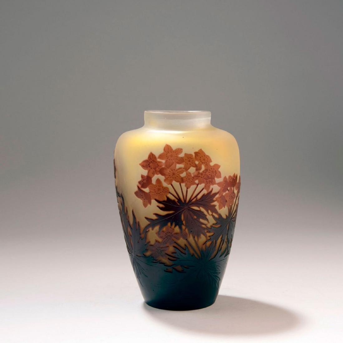 'Bouton d'Or' vase, 1906-18