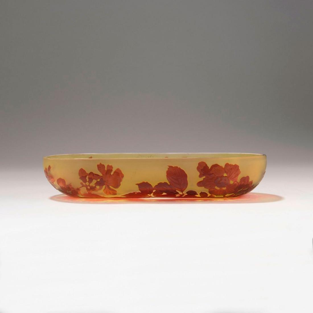 'Fleurs de Pommier' bowl, 1908-18