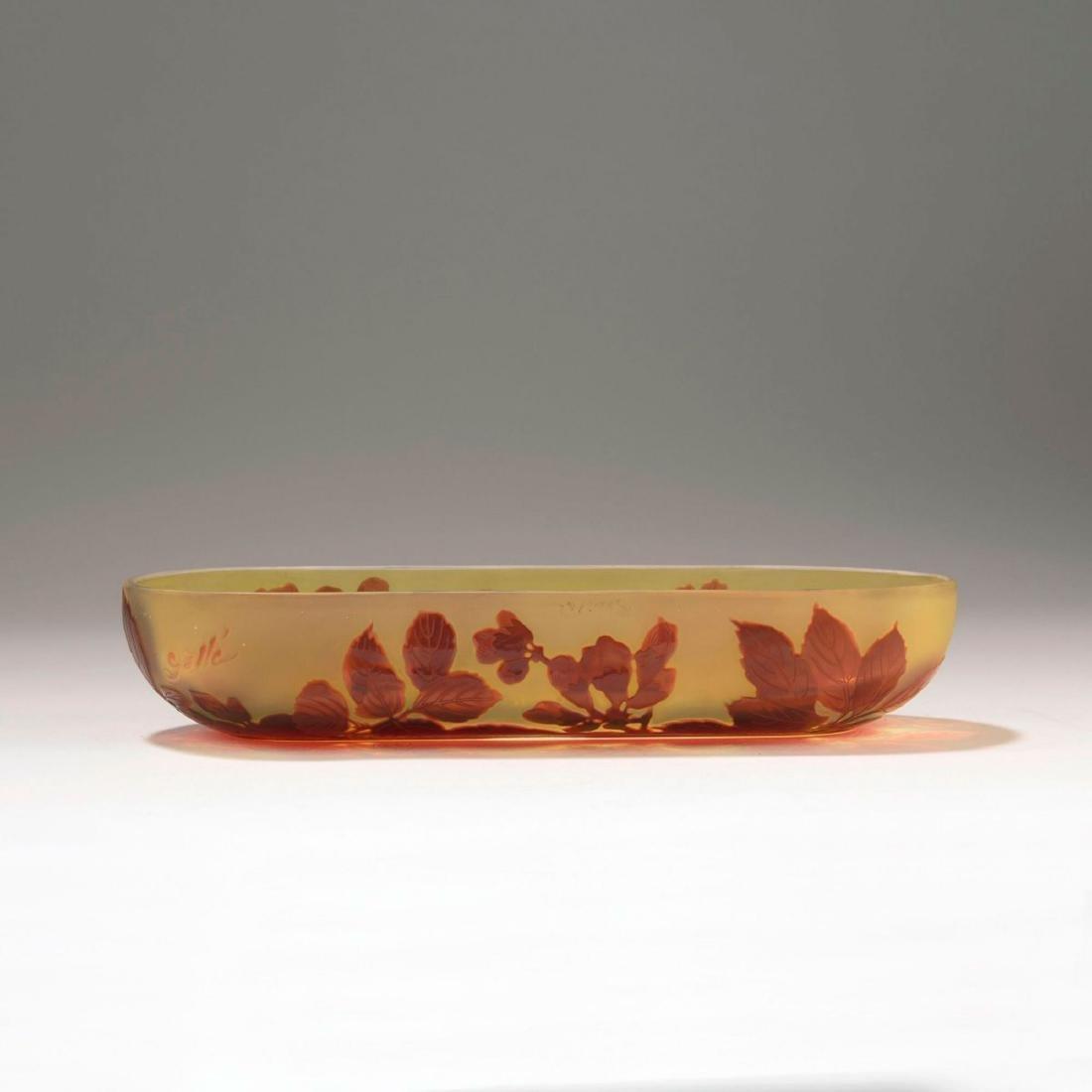 'Fleurs de Pommier' bowl, 1908-18 - 2