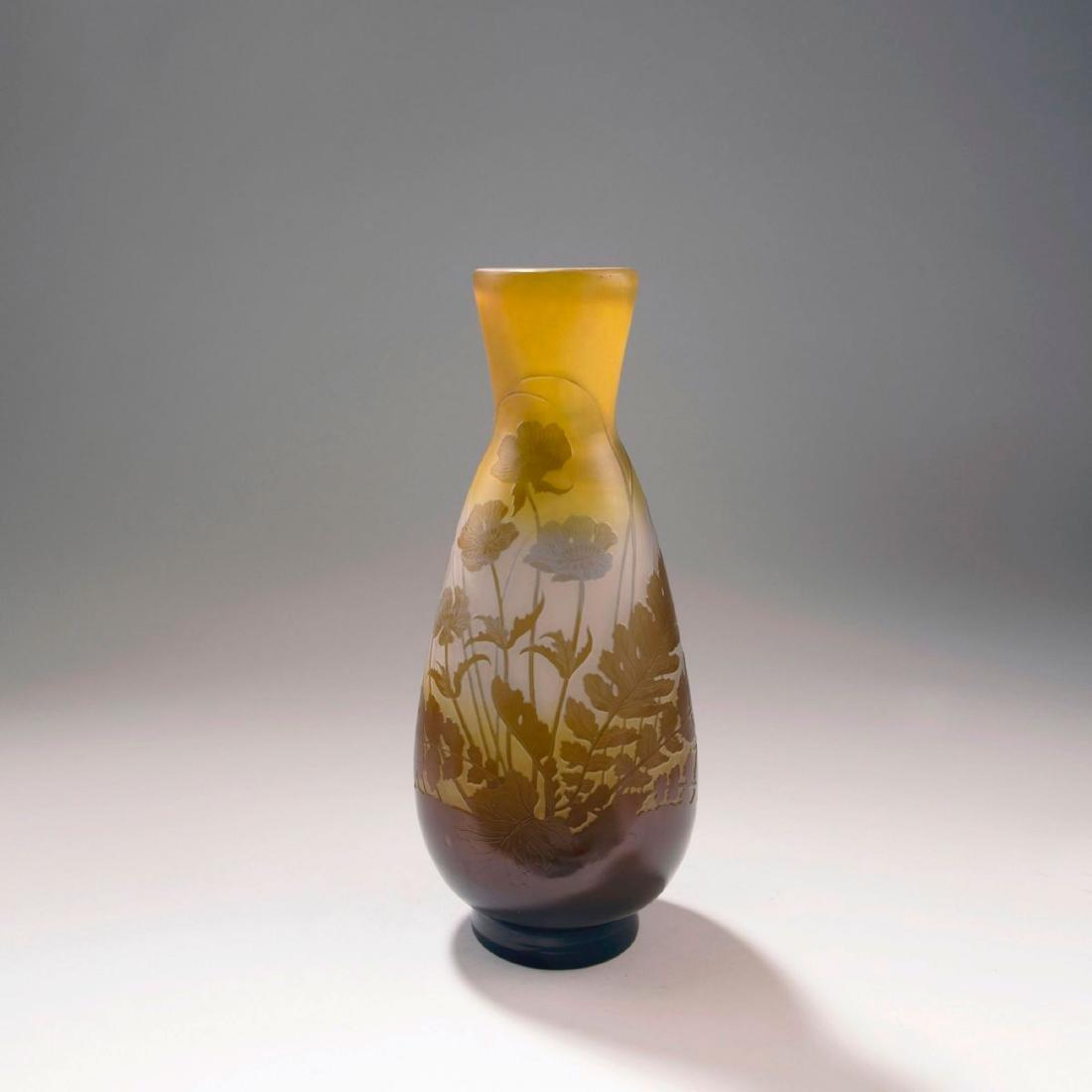 'Geraniums' vase, 1908-18