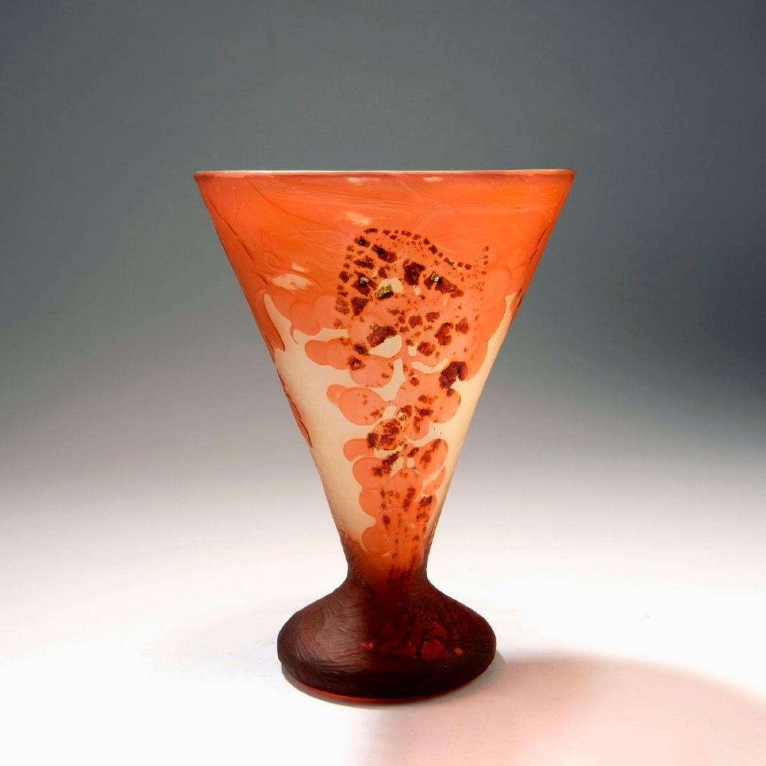 'Raisins' vase, c. 1900