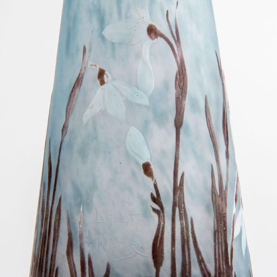 'Perce-neige' vase, 1904 - 6