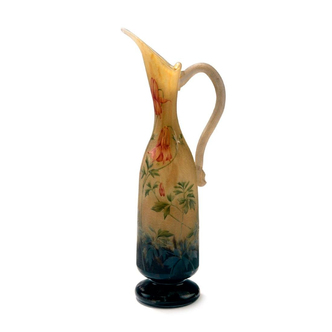 'Ancolies' jug, c. 1910