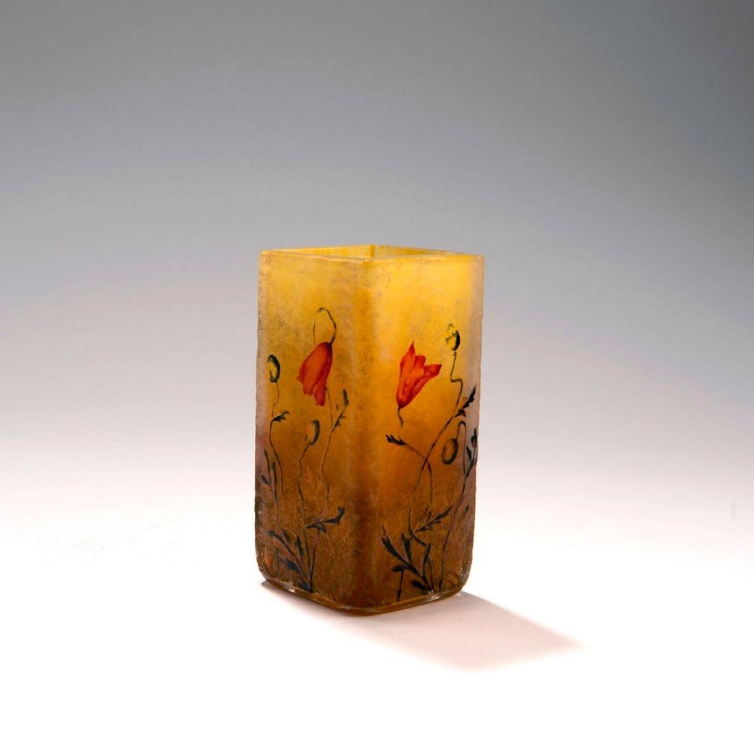 Small 'Coquelicots' vase, c. 1900 - 2