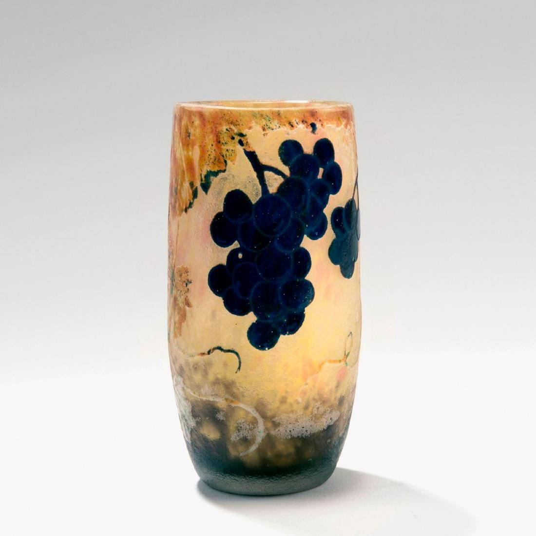 'Vigne en automne' vase, 1903-04