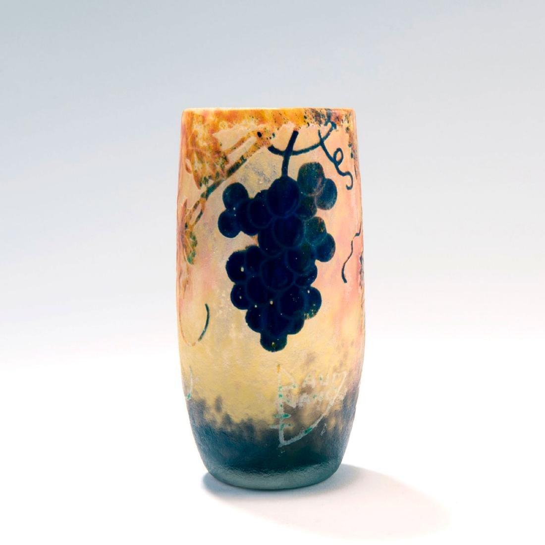 'Vigne en automne' vase, 1903-04 - 2