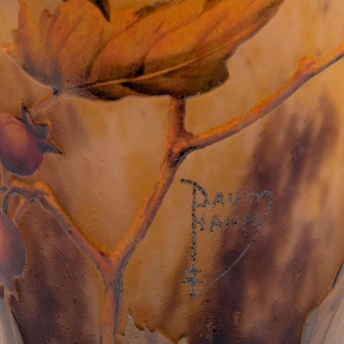 'Pomme d'api' vase, 1905-10 - 3