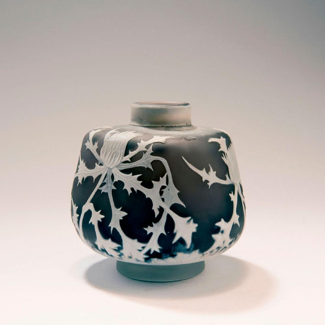 'Chardons' vase, c. 1907