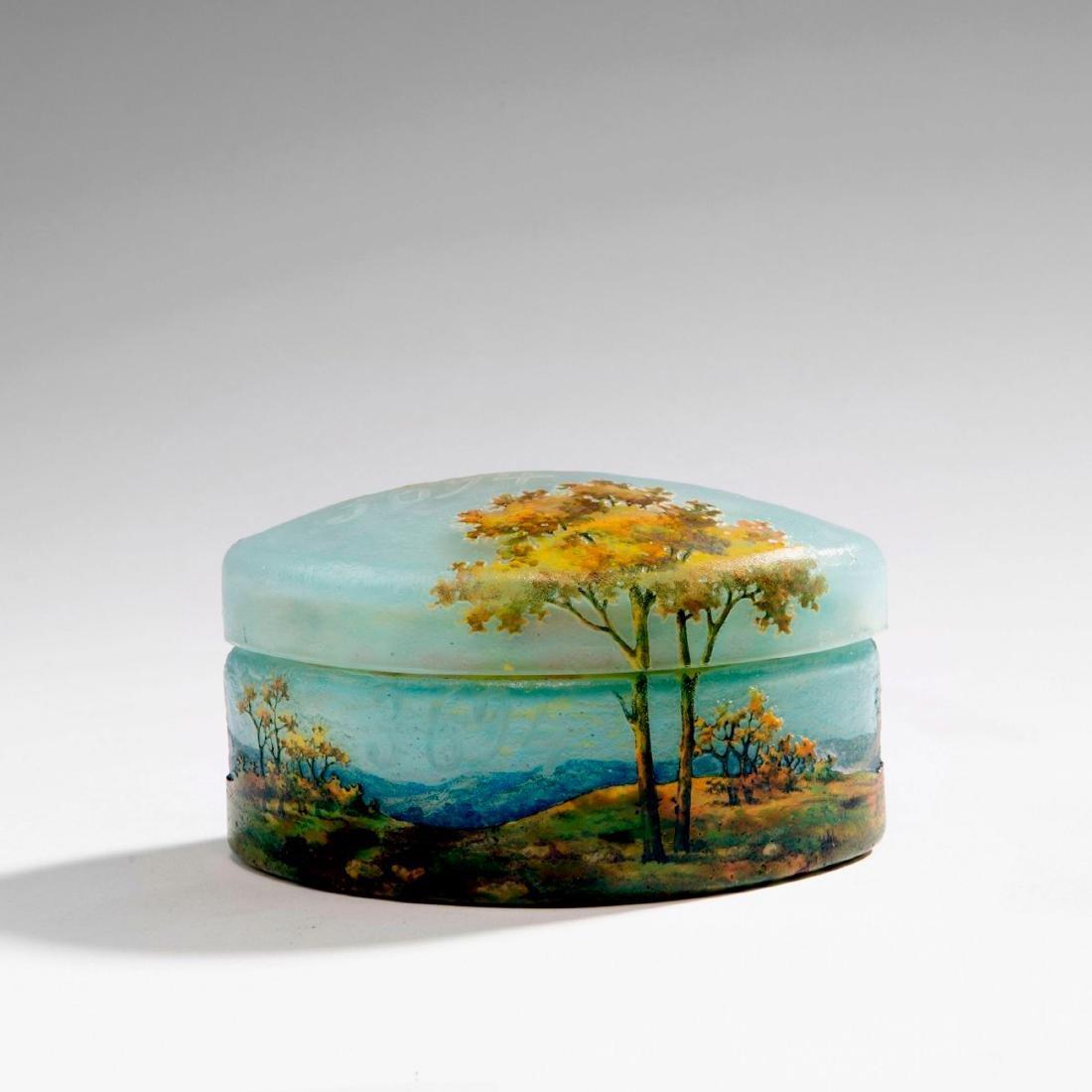 'Messidor' jar, 1908