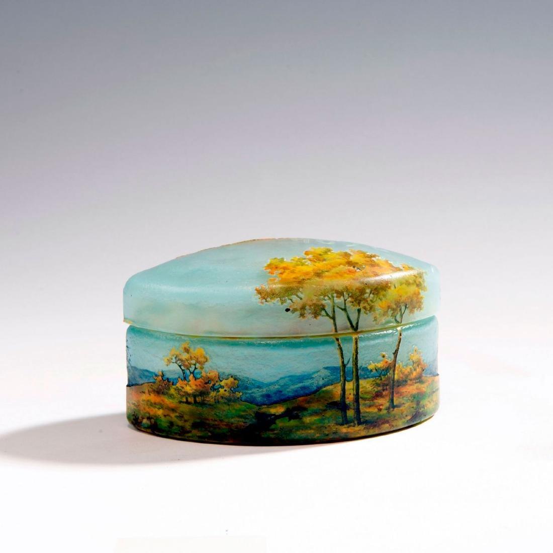 'Messidor' jar, 1908 - 3