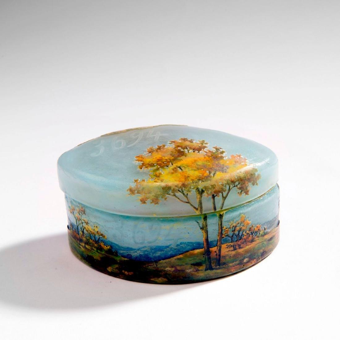 'Messidor' jar, 1908 - 4