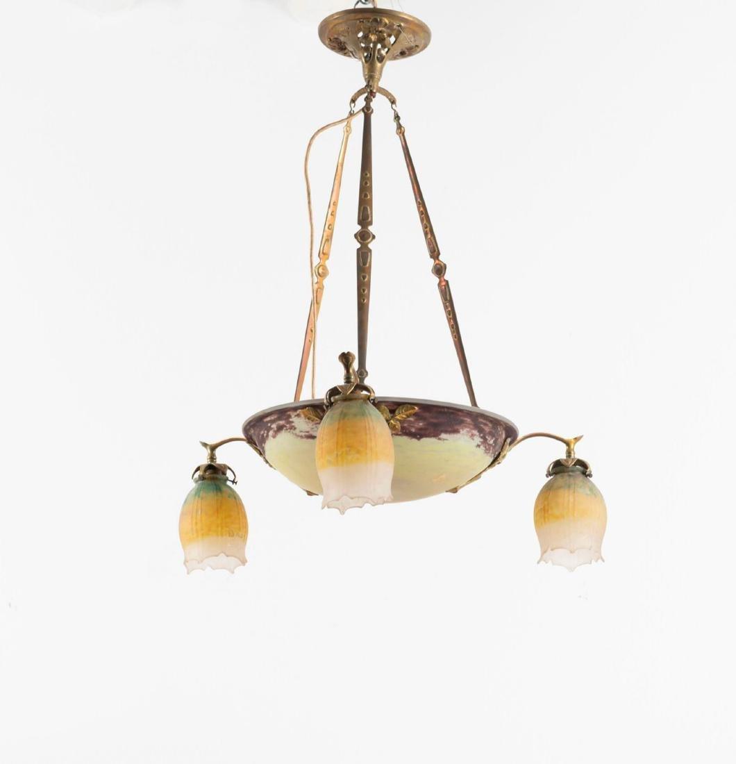 Ceiling light, c. 1910 - 2