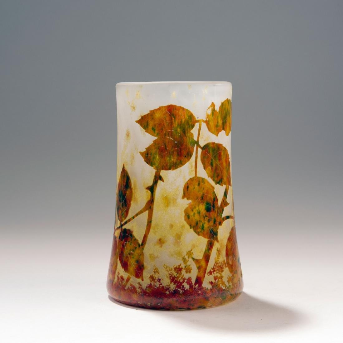 'Ronces en automne' vase, c. 1910