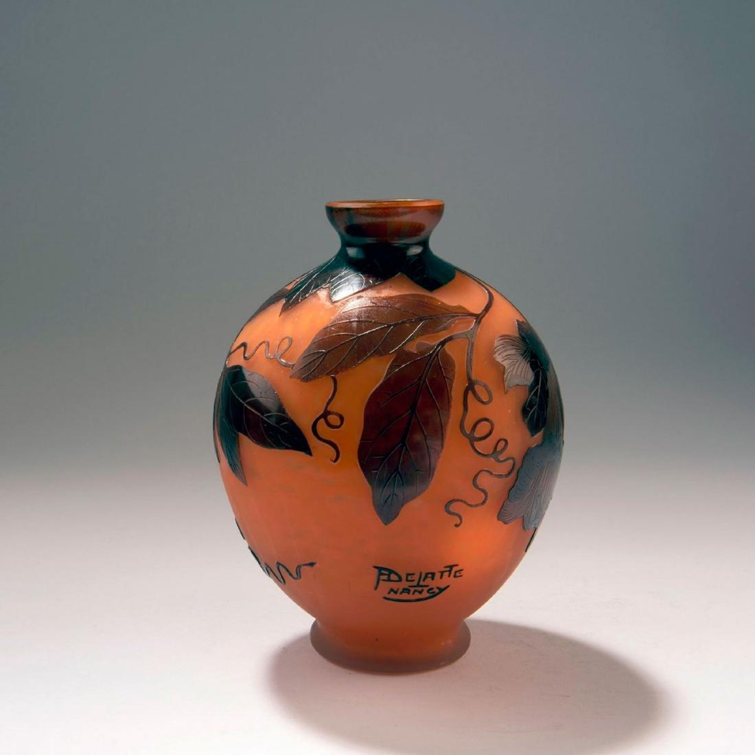 'Bignogne' vase, 1920s - 2