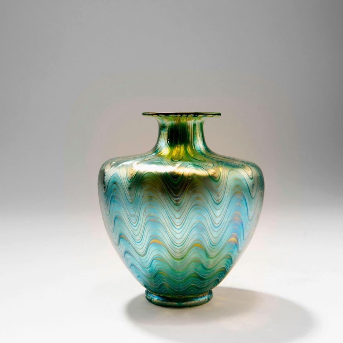 'Phänomen' vase, 1898