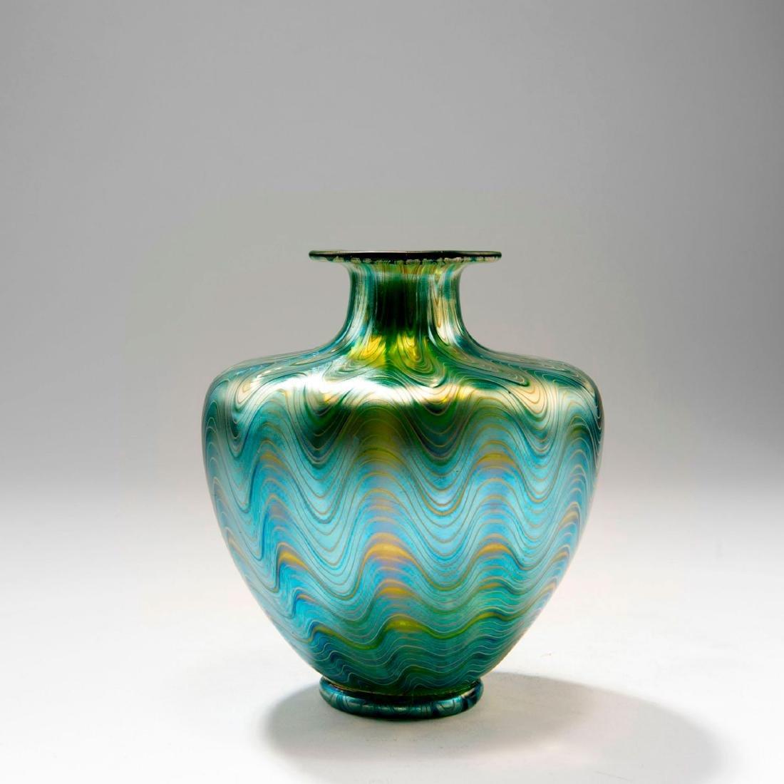 'Phänomen' vase, 1898 - 2