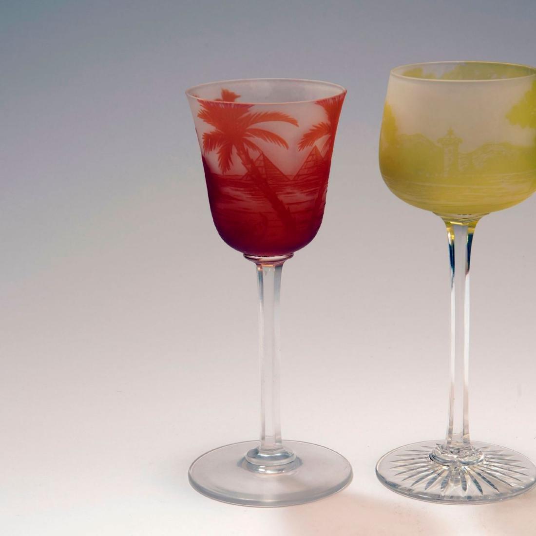 Three wine glasses, 1923-25 - 4
