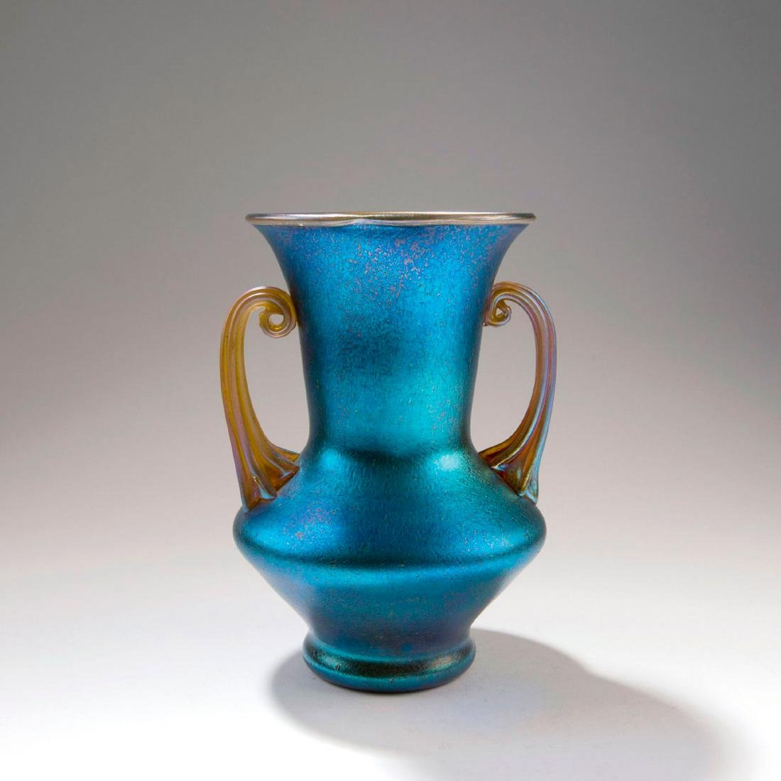 Vase with handles, 1925s