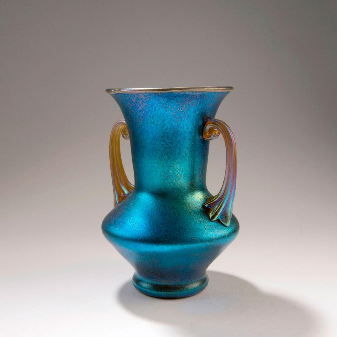 Vase with handles, 1925s - 2