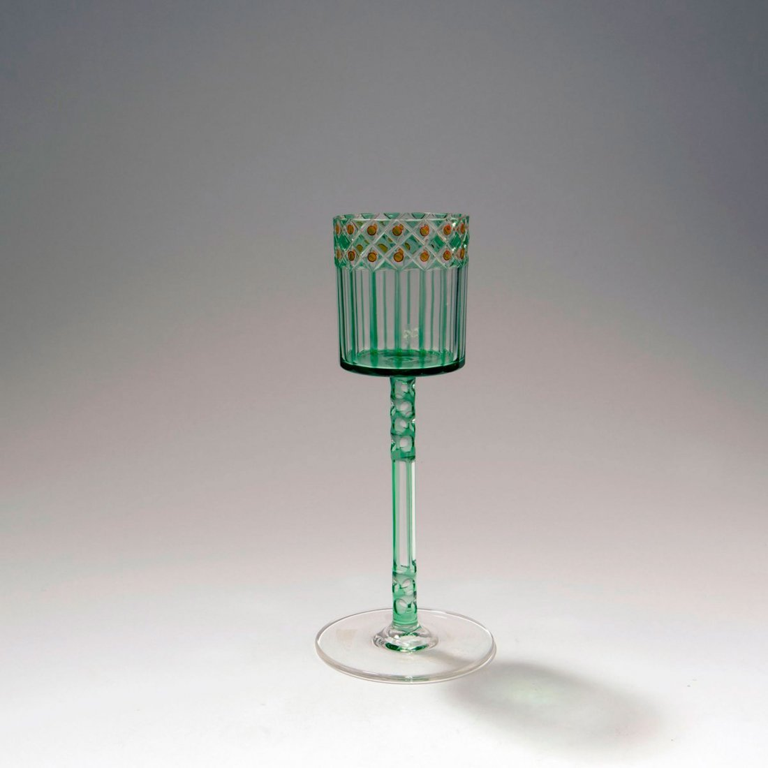 Wine glass, c. 1910