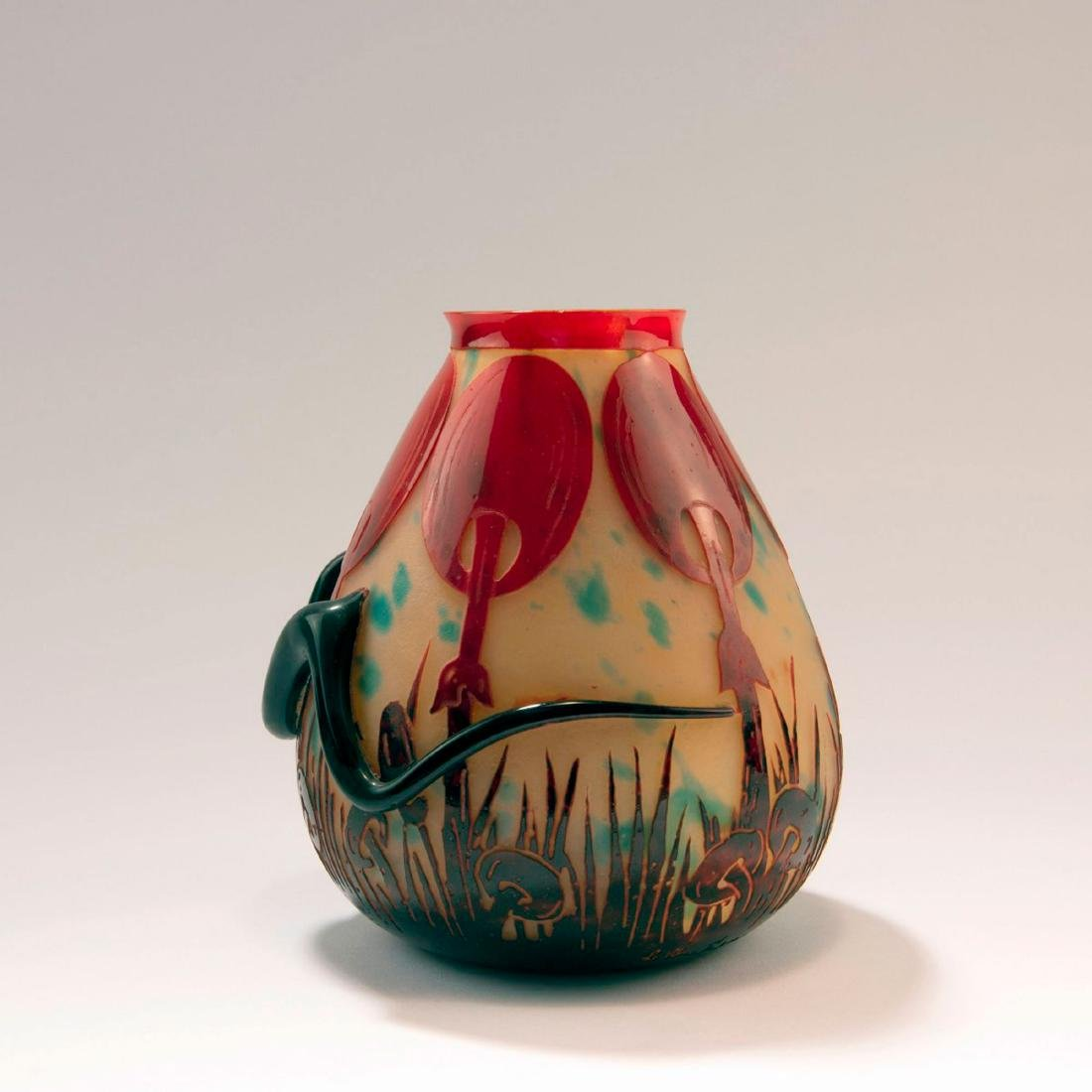 'Coprins' vase, 1923-26 - 2
